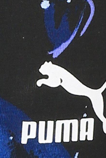 4c8a65ef07ef45 Buy Puma Black Floral Print Aop Archive T7 Leggings for Women Online ...