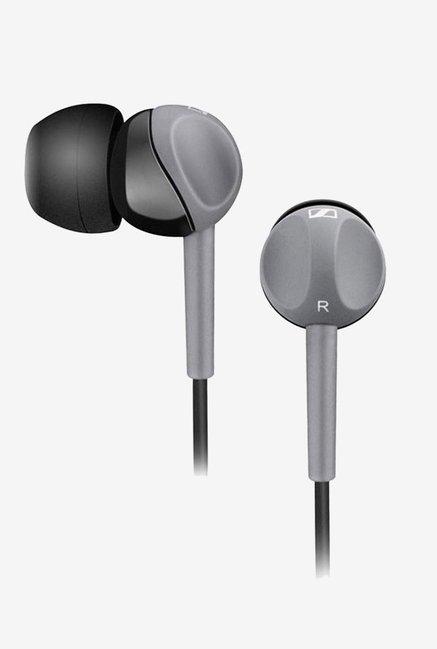 Sennheiser Cx 180 Street Ii In Ear Wired Earphones  Blackgrey  Without Mic.