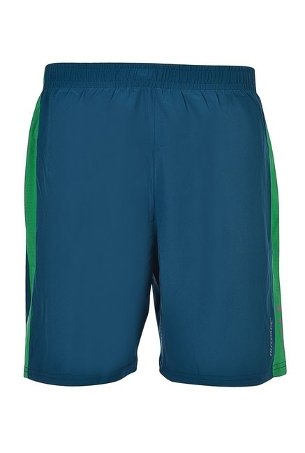 Buy Outpace By Sportzone Blue Running Shorts for Men