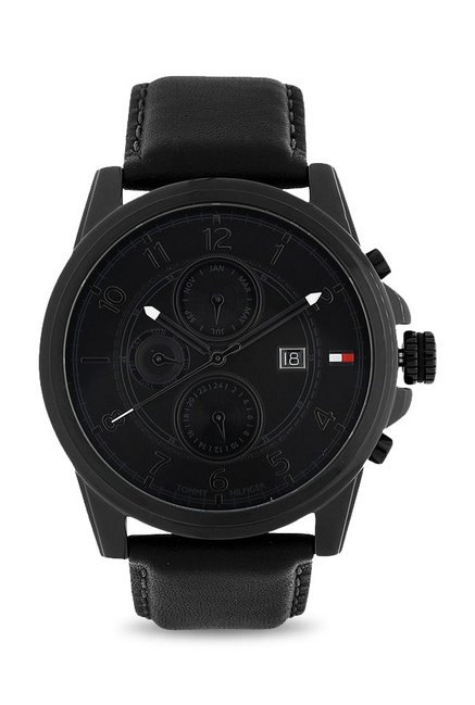 72a56a292b5 Buy Tommy Hilfiger NATH1710295 Classic Analog Watch for Men at Best Price    Tata CLiQ