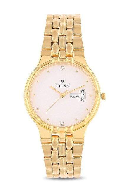 833380116fb Buy Titan NK1107YM07 Karishma Analog Watch for Men at Best Price ...