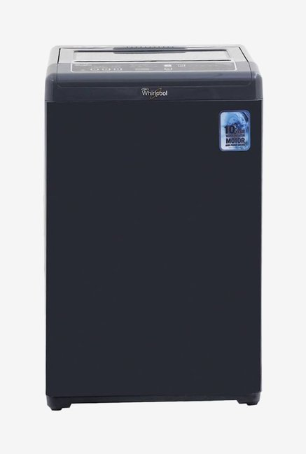 Whirlpool WHITEMAGIC PREMIER 6.5 kg Fully Automatic Top Loading Washing Machine  Grey
