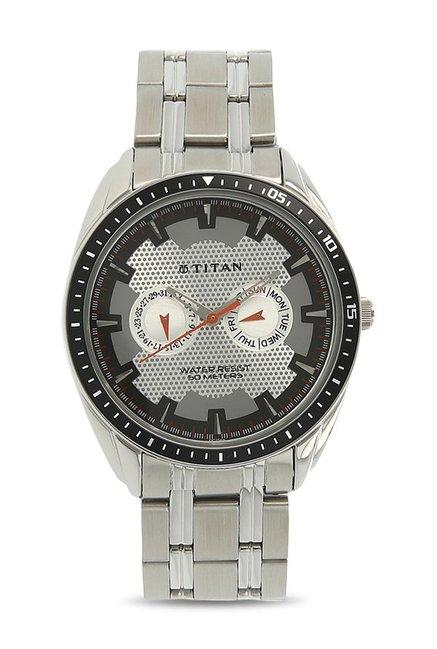Buy Titan NK1582KM01 Purple Analog Watch for Men at Best