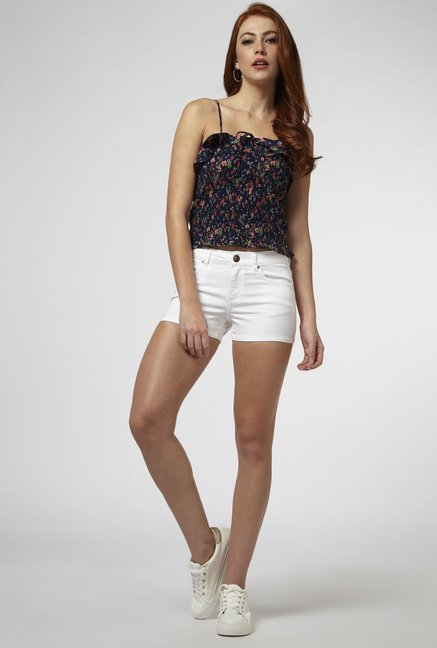 Nuon by Westside Navy Smoky Top