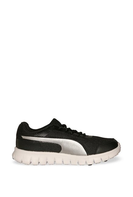 Buy Puma Blur V2 IDP Black   Silver Running Shoes for Men at Best Price    Tata CLiQ 447859416