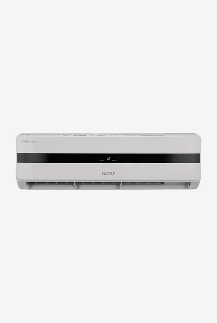 Voltas 1.4 Ton 3 Star (BEE Rating 2017) SAC 173 IY Copper Split AC (White/Black)