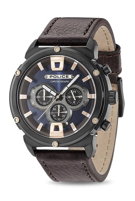 Police PL15047JSB03 Armour II Analog Watch for Men