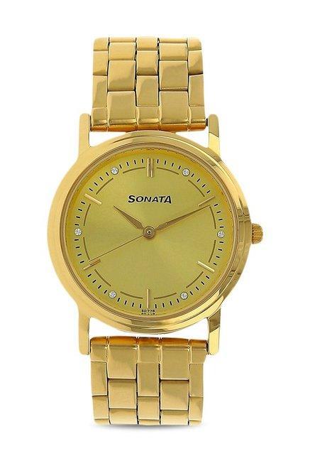 Sonata NK1141YM22 Analog Watch for Men image