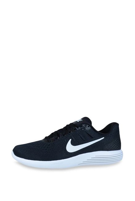 online store fa4ee 6f0fa Buy Nike Lunarglide 8 Black Running Shoes for Women at Best ...