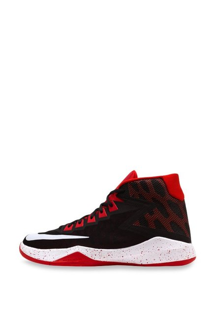 8952696a4c13 Buy Nike Zoom Devosion Black Basketball Shoes for Men at Best Price ...