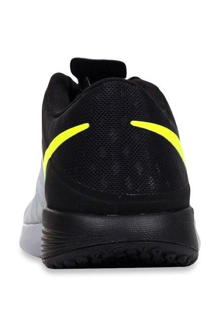 ... best price nike fs lite trainer 4 light grey black training shoes c5ba3  3f946 fce83bde6