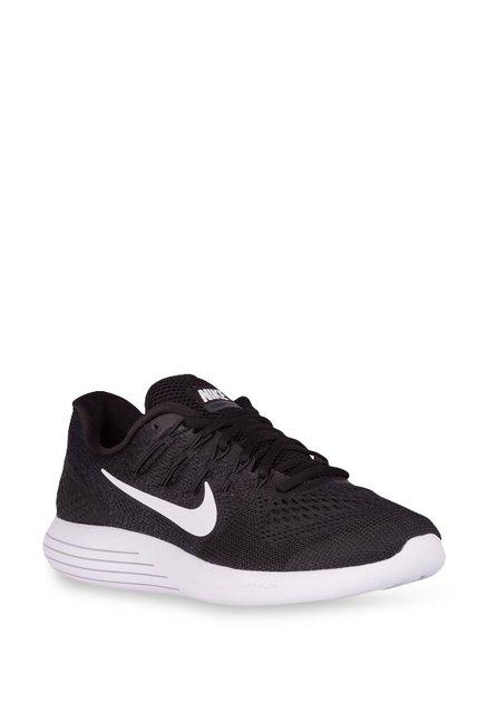 Nike Lunarglide 8 Black Running Shoes