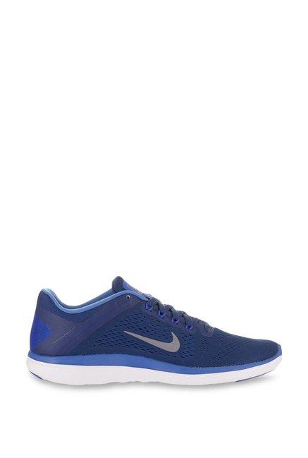 4ed70ed0af83 Buy Nike Flex 2016 RN Navy Blue Running Shoes for Men at Best ...