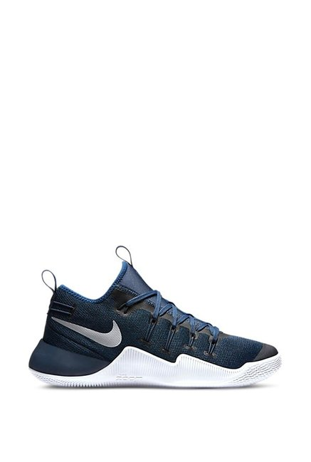 the best attitude 07d55 6f6ac Buy Nike Hypershift Blue Basketball Shoes for Men at Best Price   Tata CLiQ
