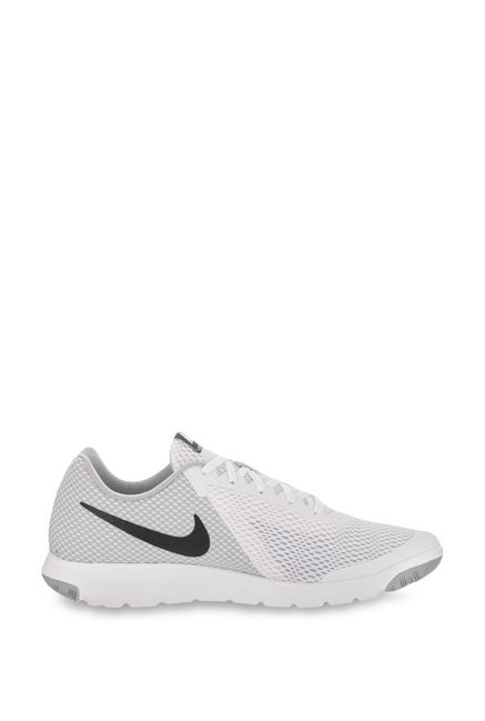 8fbb9b1f1a347 Buy Nike Flex Experience RN 6 White Running Shoes for Men at Best Price    Tata CLiQ