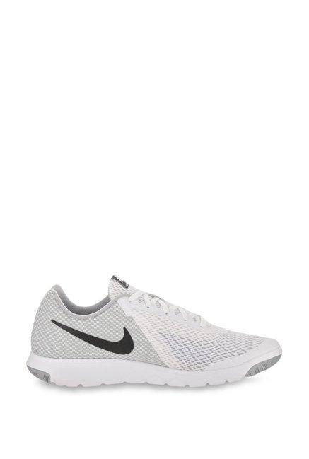 9c3eefa9e26c Buy Nike Flex Experience RN 6 White Running Shoes for Men at Best Price    Tata CLiQ
