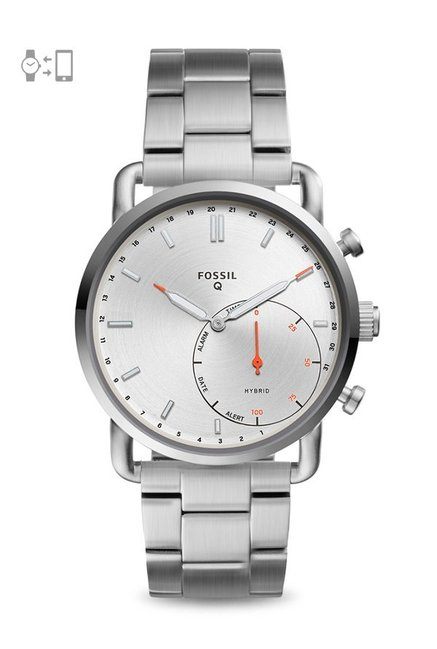 Fossil FTW1153 Q Commuter Smartwatch for Men