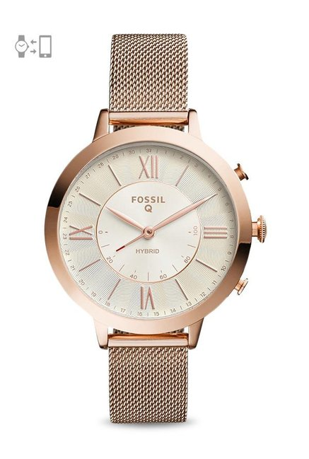 Fossil FTW5018 Q Jacqueline Smartwatch for Women