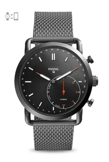 Fossil FTW1161 Q Commuter Smartwatch for Men