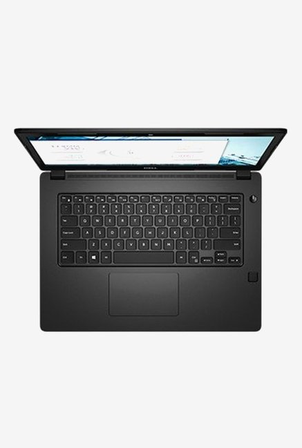 Dell Latitude 3480 (i3 6th Gen/4GB/1TB/14 inch/Linux/1 76 kg) Black