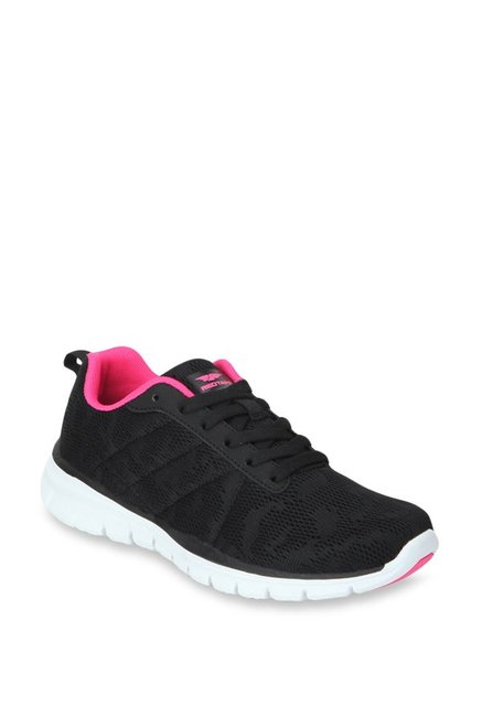 Buy Red Tape Black Running Shoes For Women At Best Price At Tata Cliq