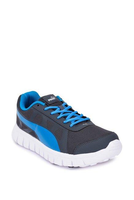 6bebe9700ae0f Buy Puma Blur V1 Dark Shadow & Hawaiian Ocean Running Shoes ...