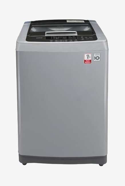 LG T7269NDDLH 6.2 kg Fully Automatic Top Load Washing Machine  Silver/Deep Brown