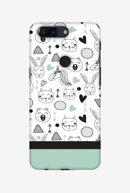 new product a5a30 52015 Buy Amzer Unicorns Designer Case for OnePlus 5T Online At Best Price ...