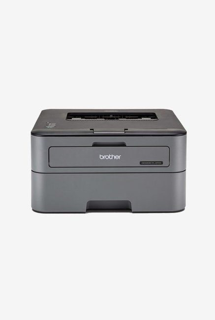 Brother HL L2321D Single Function Monochrome Laser Printer with Duplex Printing  Black