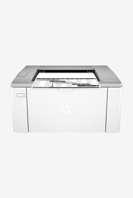 HP LaserJet Ultra M106w Printer Single Function Printer  White