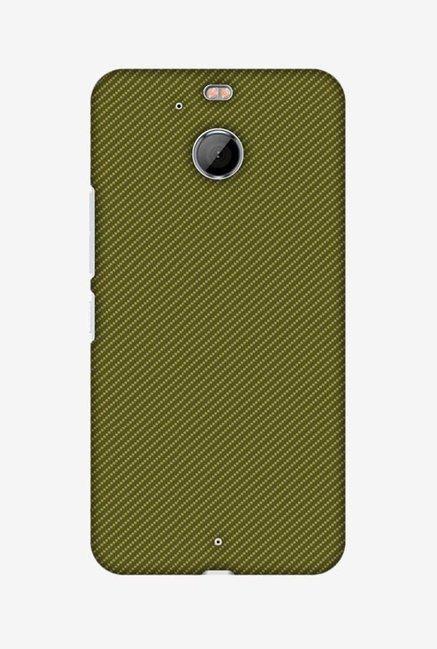reputable site b1e16 56857 Buy Amzer Golden Lime Texture Hard Designer Case for HTC 10 Evo ...