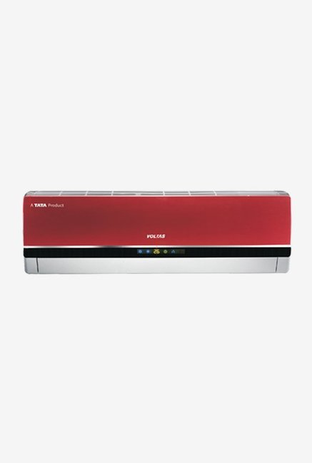 Voltas 1.5 Ton 3 Star (BEE rating 2018) 183 PZY-R Copper Split AC (Red)
