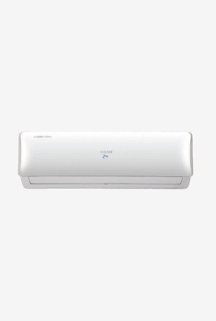 Voltas 1.5 Ton Inverter 3 Star Copper (BEE Rating 2018) 183V DZU Split AC (White)