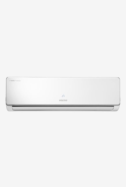 Voltas 1.5 Ton Inverter 3 Star Copper (BEE Rating 2018) 183V MZJ2 Split AC (White)