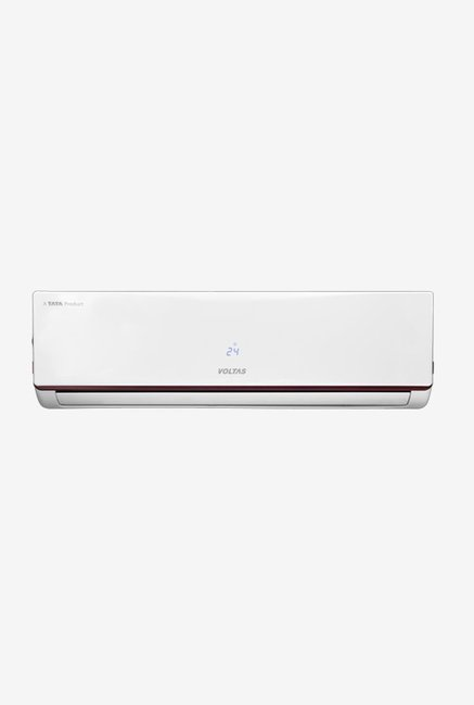 6a1747d1c85 Buy Voltas 1.5 Ton 3 Star (2018) 183 JZJ1 Split AC (White) Online At Best  Price   Tata CLiQ