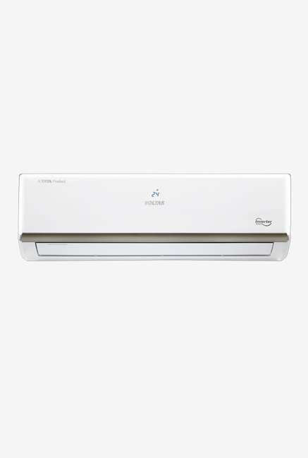 8cc039dd05b Buy Voltas 1.0 Ton 3 Star (2018) 123V EZL Copper Inverter Split AC Online  At Best Price   Tata CLiQ