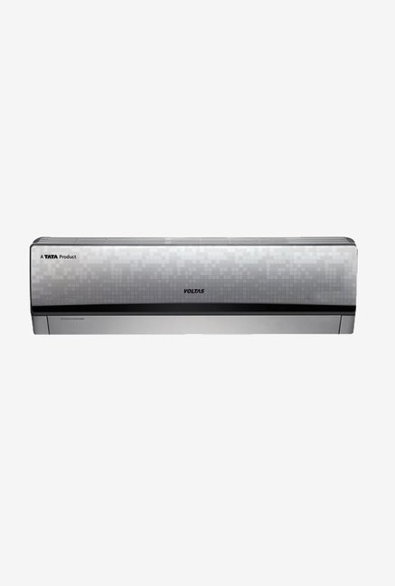 Voltas 1.5 Ton 3 Star Copper (BEE Rating 2018) 183 MZY-IMS Split AC (Grey)
