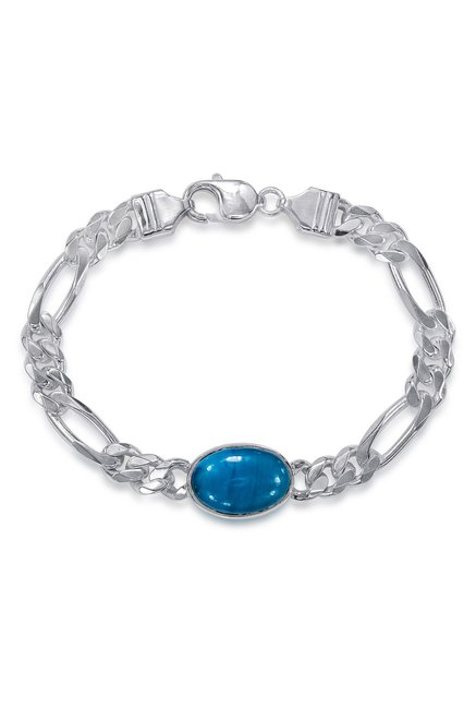 Buy Taraash Sterling Silver Salman Khan Bracelet For Men At Best
