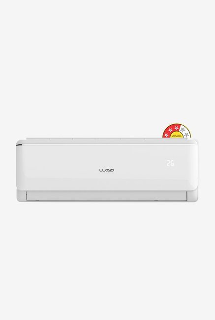 Lloyd 1.5 Ton 3 Star (BEE Rating 2017) LS19A3FF-O Copper Split AC (White)