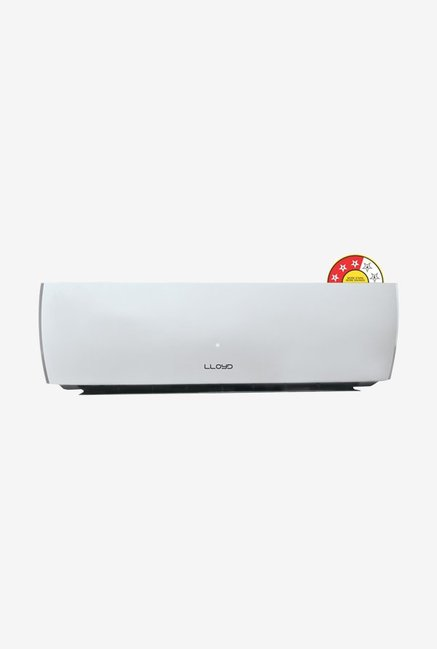 Lloyd 1.7 Ton 3 Star (BEE Rating 2017) LS21A3PB Copper Split AC (White)