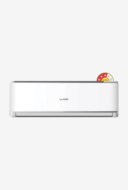 Lloyd LS9AA3 0.8 Ton 3 Star BEE Rating 2017 Split AC White