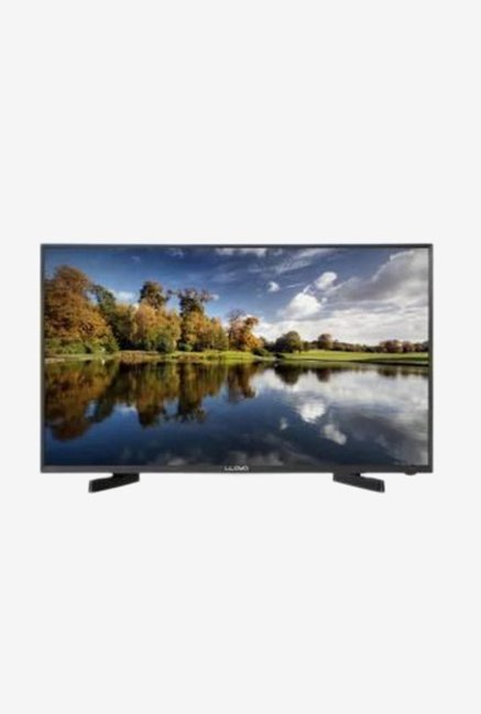 Lloyd GL49F0B0ZS 123 cm (49 inches) Smart Full HD LED TV (Black)