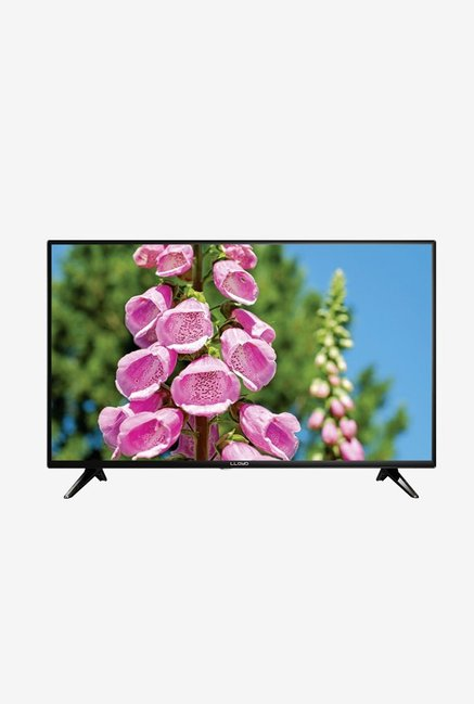 Lloyd 80 cm (32 Inches) Smart HD Ready LED TV GL32H0B0ZS (Black)