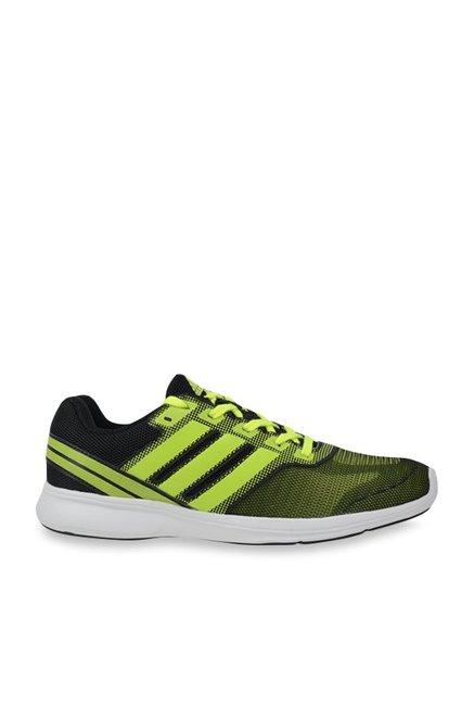 Comprar adidas Adi pacer Elite Lime verde & negro corriendo zapatos para hombres