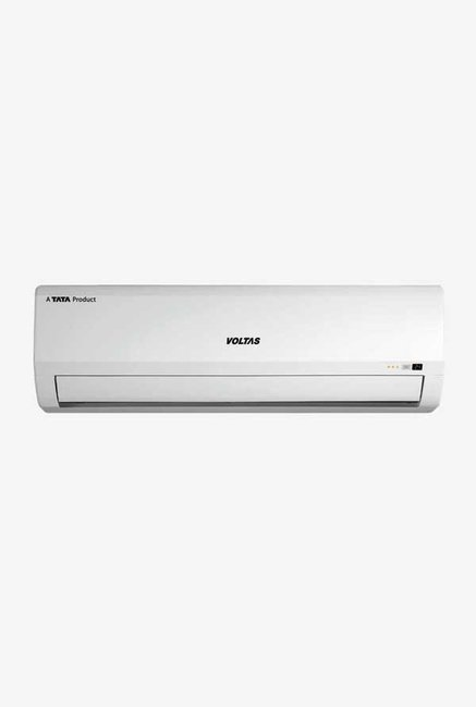 Voltas 1.2 Ton 3 Star (BEE Rating 2018) 153 CZD1 Split AC (White)