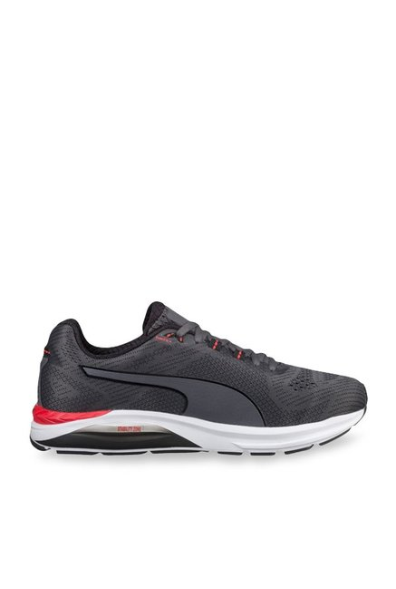 0c1dc20ec48f Buy Puma Speed 600 S Ignite Asphalt Grey Running Shoes for Men at Best  Price   Tata CLiQ