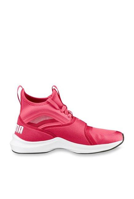 98957771713c Buy Puma Phenom Paradise Pink Training Shoes for Women at Best Price   Tata  CLiQ
