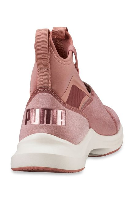 3a0a3ccdd7a Buy Puma Phenom Peach Training Shoes for Women at Best Price   Tata CLiQ