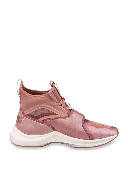 8291b590e530 Buy Puma Phenom Peach Training Shoes for Women at Best Price   Tata CLiQ