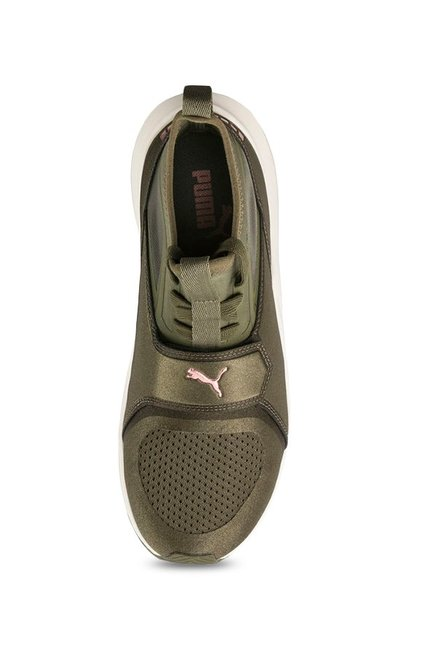 a49a25a3d79839 Buy Puma Phenom Olive Night Training Shoes for Women at Best Price ...
